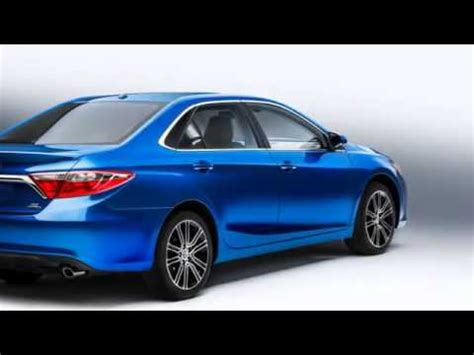 2018 toyota camry se sport limited edition youtube