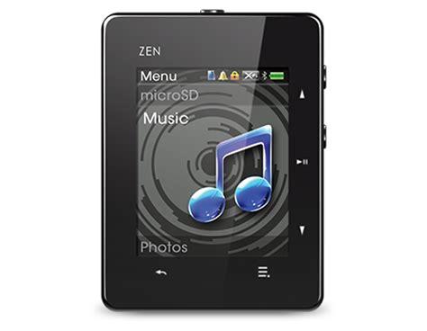 format video zen creative zen x fi3 aptx bluetooth 174 touch mp3 player creative