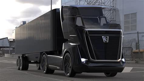 future truck kamaz future vision truck concept