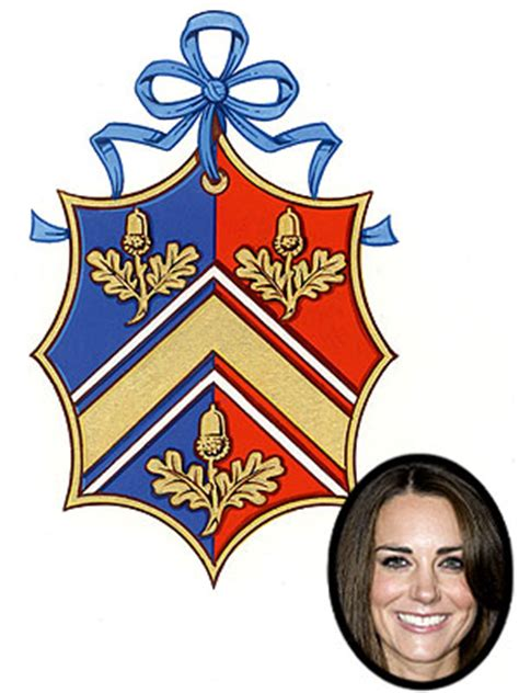kate middleton, coat of arms