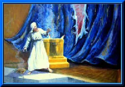 curtain holy of holies hag hamatzot unleavened bread