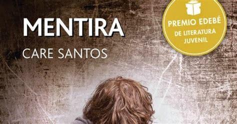 libro mentira libros y juguetes 1demagiaxfa libro mentira care santos edebe 2015 premio edeb 233 de