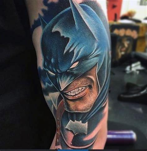 batman car tattoo 30 awesome batman tattoo designs
