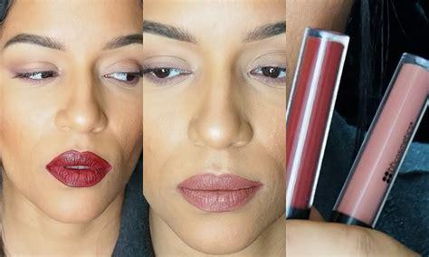 Lipstik Make Lust bh cosmetics liquid to matte lipsticks clara lust