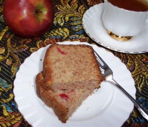gluten free applesauce cake gluten free applesauce cake with cherries and walnuts