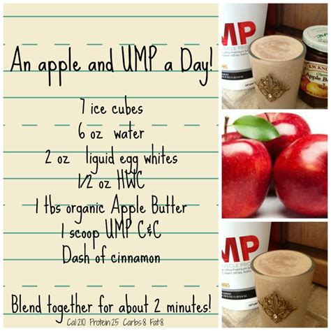 8 protein shakes a day an apple and ump a day keep the doctor away protein