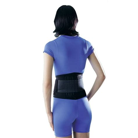 Oppo Lumbar Sacro Support oppo sacro lumbar support with removable pad