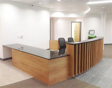 build a reception desk building a reception desk how to build a curved