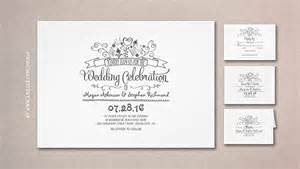 do i to handwrite wedding invitations read more handwritten flowers wedding invitation wedding invitations by jinaiji