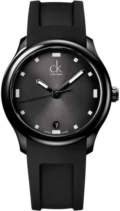 the new model from calvin klein ck visible s wrist