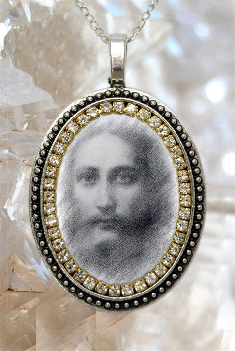 Christian Handmade Jewelry - jesus handmade necklace religious christian jewelry