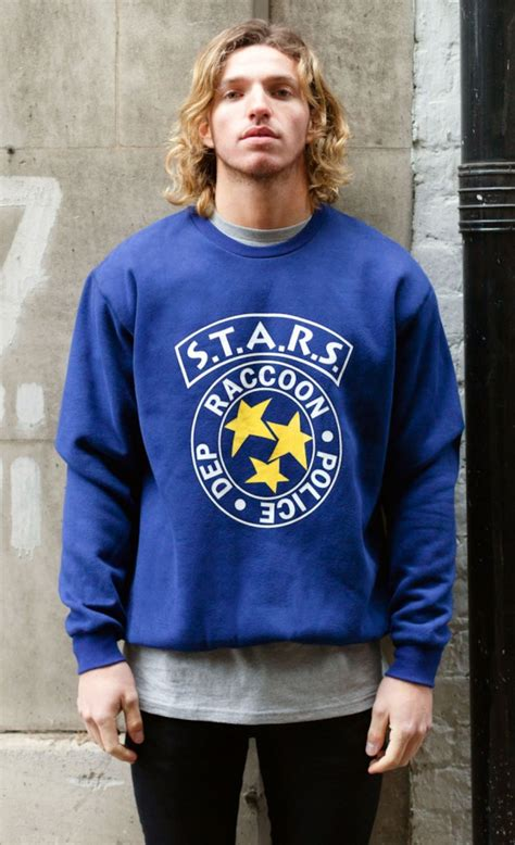 Sweater Alpha Team s t a r s insert coin clothing