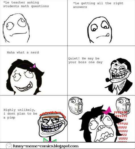 Memes Comic - meme comics march 2012
