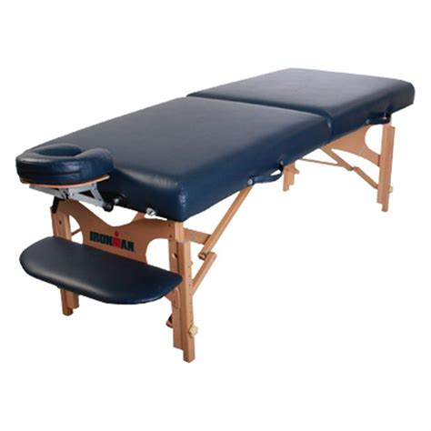 massage bench ironman mojave massage table 579519 massage chairs