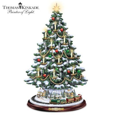 handcrafted thomas kinkade the heart of christmas