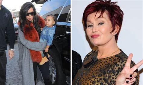 Sharon Osbourne Slams Kim Kardashian For Using North West As A | sharon osbourne slams kim kardashian s parenting