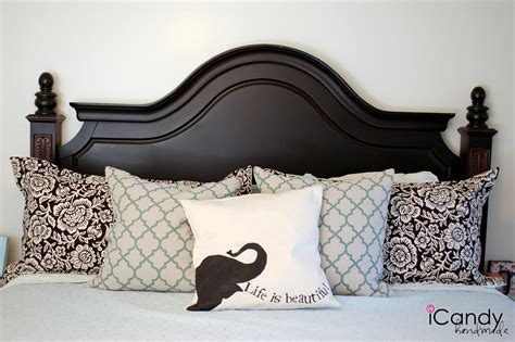 Black Wood King Size Headboard by Bedroom Lovely Bedroom Decoration Design Ideas With Carved Black Wood King Size Canopy Bed