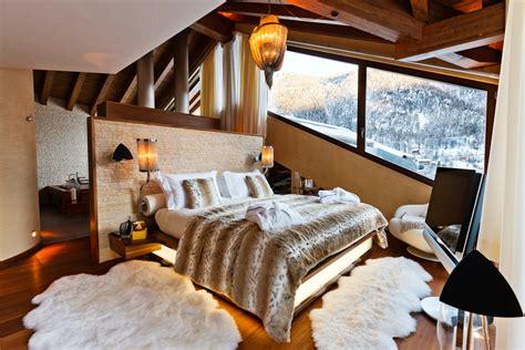 peak bedrooms chalet zermatt peak luxury catered ski chalet