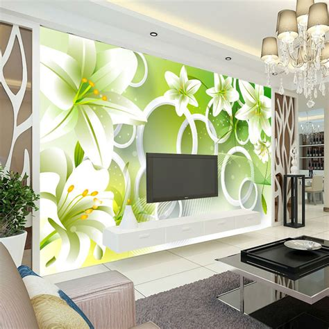 wallpaper for home decoration cartoon wall mural customize photo wallpaper forest wolf
