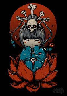 geisha doll tattoo meaning kokeshi tattoo i think i m gonna have to have oriental