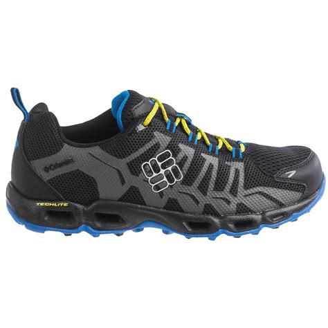 columbia athletic shoes columbia sportswear ventrailia trail running shoes for