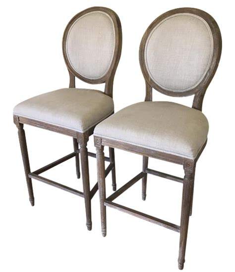 restoration hardware bar stools outdoor restoration hardware bar stools a pair chairish