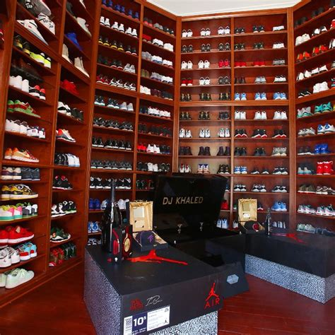 collector house the 15 best celebrity sneaker closets sole collector