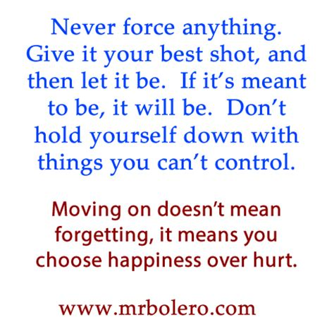 Or In Tagalog Quot Holding On To Something You Need To Let Go Quot Moving On Sad Quotes