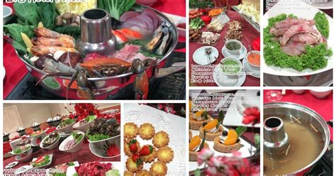 new year buffet lunch 2016 penang daily moments new year steamboat buffet dinner at