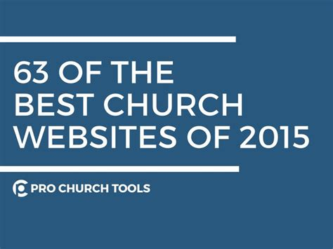 best leadership websites 63 of the best church websites of 2015 pro church tools