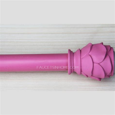 girl curtain rods charming pink curtain rods images bathtub for bathroom