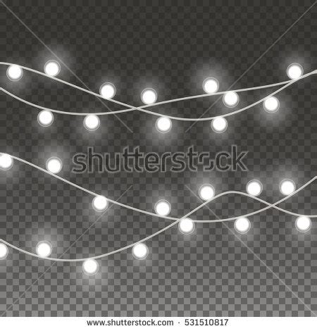 white string lights string lights stock images royalty free images vectors