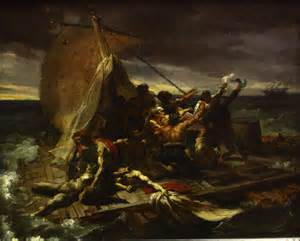 the story in paintings g 233 ricault s raft of the medusa