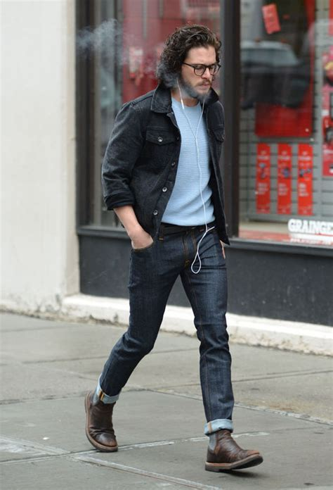 Hair Style Kit Shoes by Kit Harington Style Icon The Cuff Ldn