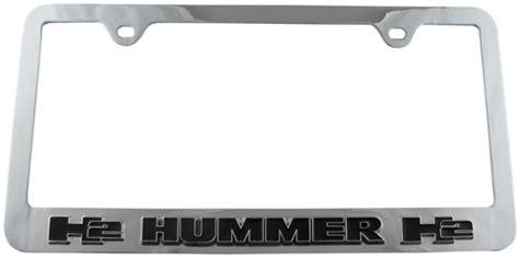 Kacamata 3d Frame Plastik H2 hummer h2 3d license plate tag frame siskiyou license plates stf821