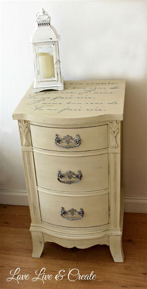 best furniture paint shabby chic hometalk furniture transformed into shabby chic nightstand