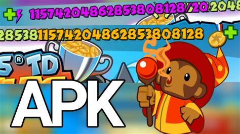 btd apk how to hack bloons btd battles unlimited medallions energy apk no root