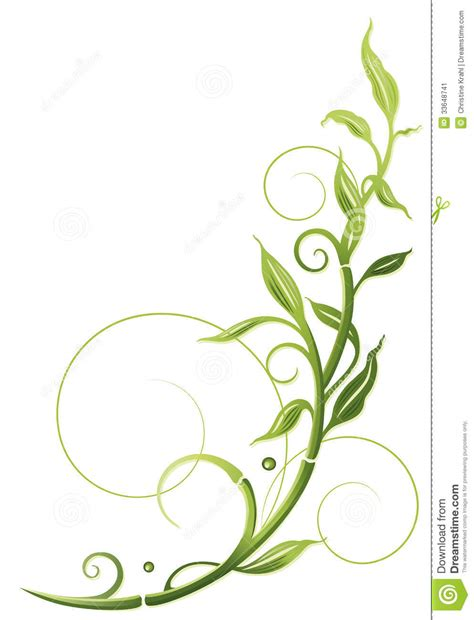 border plant design 28 images an empty template with