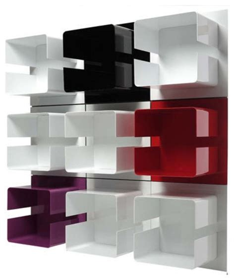 mbox square shelf modern display and wall shelves by