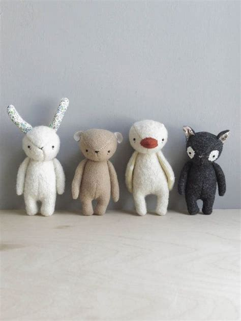 Handmade Animals - stuffed animals picmia