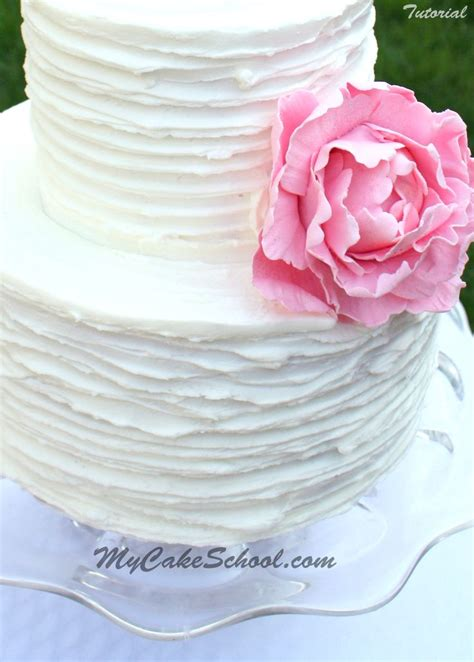 Cake Decorating Techniques by Best 25 Buttercream Techniques Ideas On Cake
