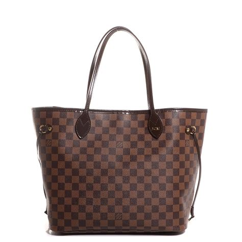 Neverfull Damiere louis vuitton damier ebene neverfull mm 93872