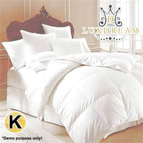 White King Size Quilt by Goose Feather Quilt Topper King Size White Sales