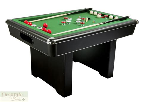 pool table to play bumper pool table slate set 54 quot billiards play
