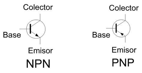 transistor npn y pnp funcionamiento midiendo diodos y transistores