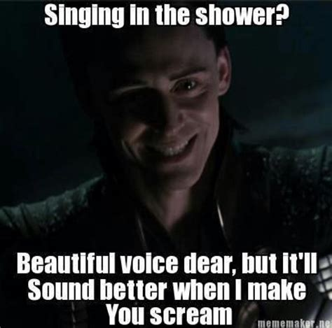 Loki Meme - creepy pick up lines loki wins pickup lines i love