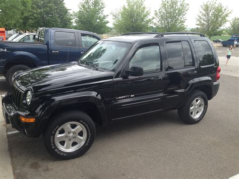 2002 Jeep Liberty Limited 2002 Jeep Liberty Pictures Cargurus