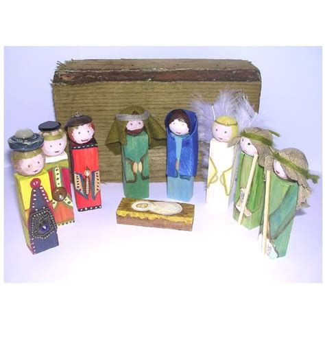 my nativity sets