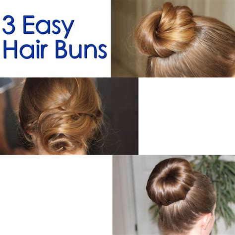 step by step easy updos for thin hair step by step bun hairstyles with pictures newest wodip com