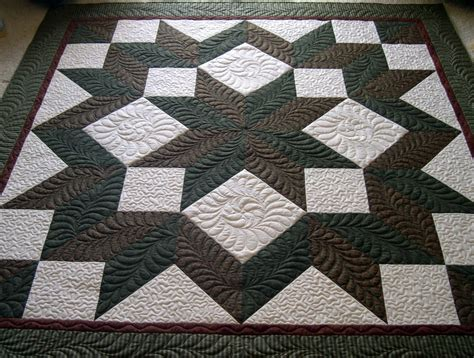 Carpenter Quilt by Quiltscapes A Carpenter S